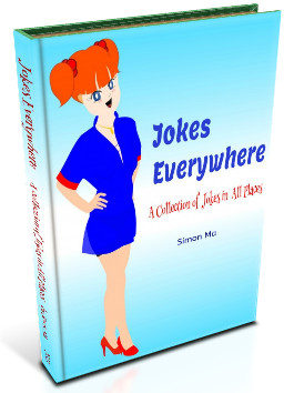 Jokes Everywhere: the best collection of jokes in all places